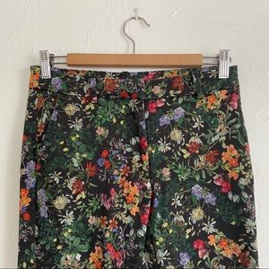 H&M Floral Print Trousers